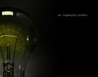 Portfolio Book Cover Concept