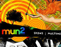 Mun2 TV Website