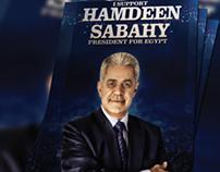 Hamdeen Sabahy Poster