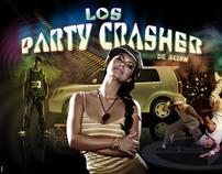 SCION Party Crasher Campaign Minisite