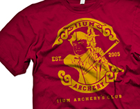 Archery's Club Tshirt