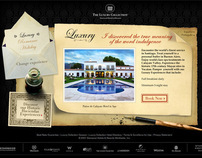 STARWOOD LUXURY COLLECTIONS Latin America Website