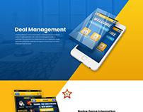 Furniture Deals | E-Commerce Mobile App Design