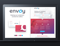 Envoy - Branding, Interactive, and Identity