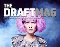 The Draft Mag Cover - Wonderland Issue#07