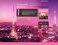 UAE JAPAN   WEBSITE