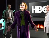 HBO Noche Print Ad Concept