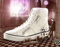 Louis Vuitton Sneakers Print Ad