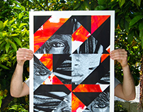 TESSELLATE PRINT EDITION _ limited edition ● 2016