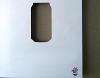 Diet Pepsi - Cutout