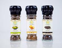 Branding & Packaging Project for Hexa Fratellindo