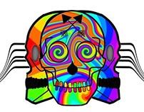 psycho skull