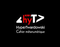 Logo & service for HyperTwardowski/Cahier métanumérique