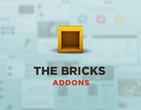 The Bricks Addons - Huge UI Kit for Web Designers