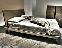 KENDOO - Camera da letto - Furniture project
