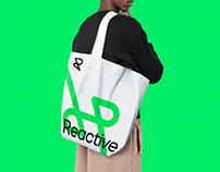 Reactive Brand Design.
