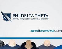 Phi Delta Theta Product Catalog