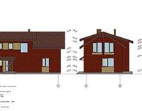 Gyvenamasis namas (Klaipeda) (Tech. projektas)