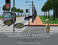 Right Way| A 3D Animation Short Film