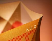 AGDA - Asia: Now & Beyond (Poster & Lantern)