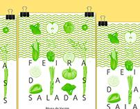 Feira das Saladas - Póvoa de Varzim