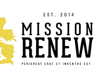 Mission Renew | Logo & Branding