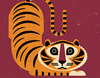 Telegramme Paper Co. Wildlife Collection