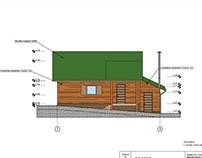 Vienbucio namo rekonstrukcija