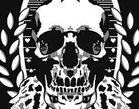Skull & Lions
