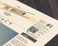 Bulletin for UCL | Editorial design