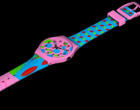 Swatch Watch Design