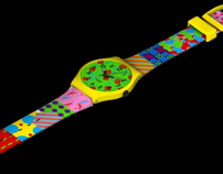 Swatch Watch Design #1