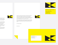 Rahim Krasniqi — Corporate Design