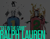 "Ralph Lauren ""Get In The Game"""
