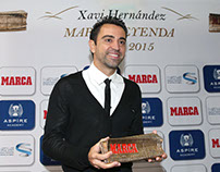 Marca Lynda Award Event Branding
