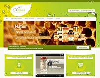 CVNatural - Distribuidora de Productos Naturales