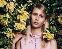 FLORAL FURY / fashion editorial