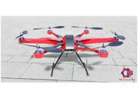Diseño de Drone NexoPro