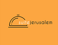 Suite Jerusalem Logo Design