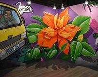 Homemakers Expo Graffiti