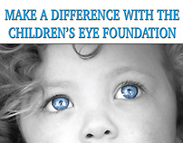Children's Eye Foundation - Marketing Materials