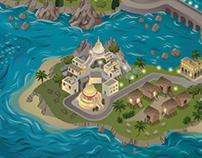 Across Cultures: the Islands