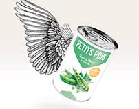 Banques Alimentaires - La Migration des Dons - Print