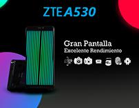 ZTE A530 - Video capacitación