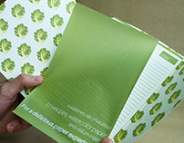 Brussels Sprout Stationery Set