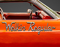 Welkin Regular