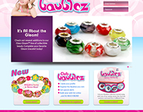 Baublez Website and Email