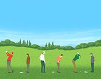 『週刊ゴルフダイジェスト』(第71回〜第80回)