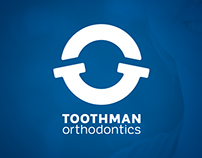Toothman Orthodontics Brand & Identity