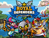 Royal Defenders [Logo]